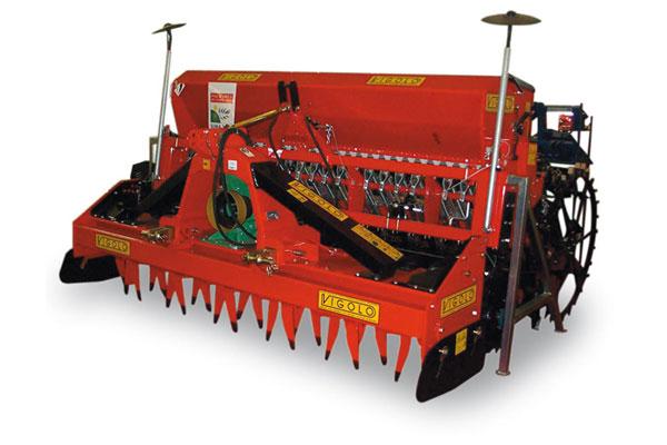 Seminatrici combinate macchine e attrezzature agricole for Vigolo macchine agricole