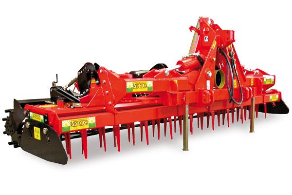 Erpici rotanti macchine e attrezzature agricole for Vigolo macchine agricole
