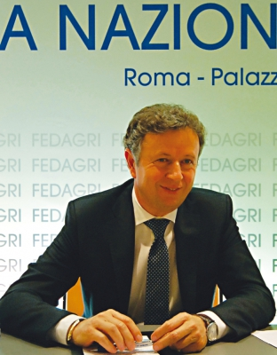 Giorgio Mercuri è il nuovo presidente di Fedagri-Confcooperative