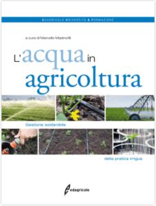 L'acqua in agricoltura