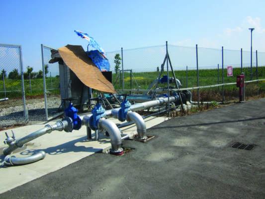 Stop ai concimi chimici con l'impiego del digestato in fertirrigazione.