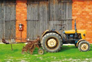 revisione delle macchine agricole