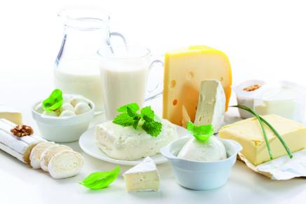 L'export italiano di lattiero caseari cresce del 14,5%