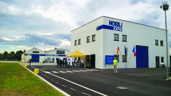 Nobili spa. Stabilimento di produzione di Molinella BO.