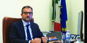 Luca Bianchi, capodipartimento DIQPI del Mipaaf
