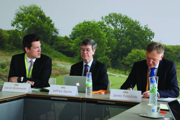 Jeffrey Sachs (quellocentrale)