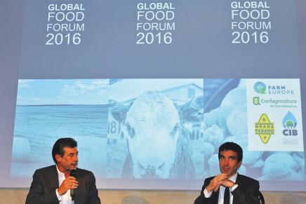 «L'Europa dia risposte concrete ai veri imprenditori agricoli»