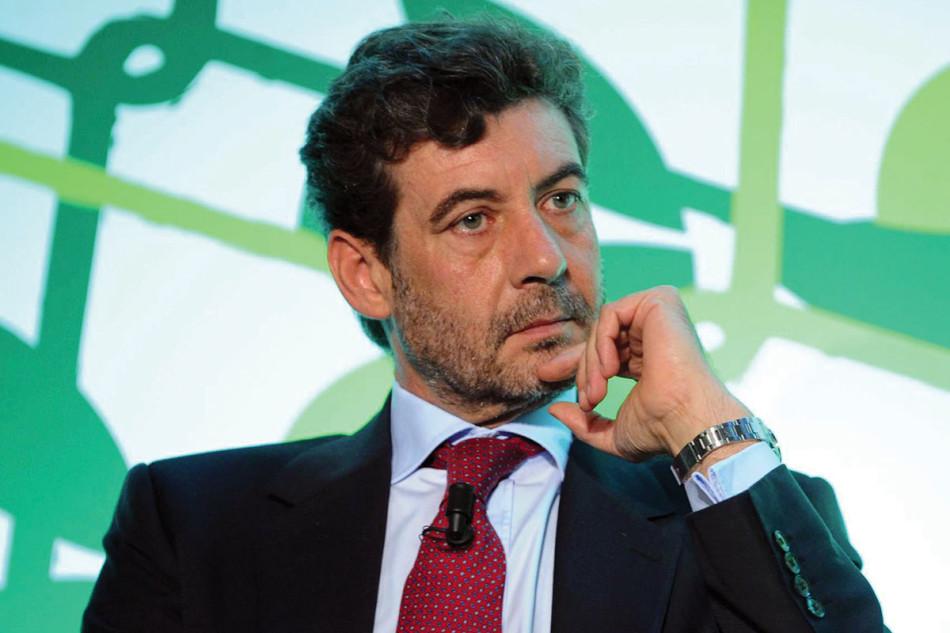 Mario Guidi, presidente di Confagricoltura
