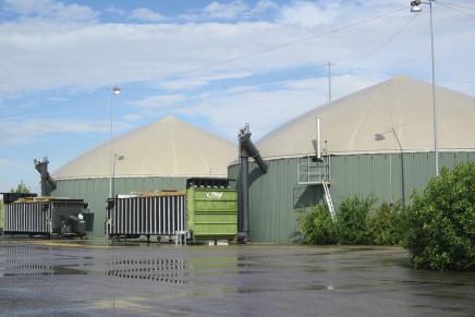 Con il biogas certificato il ciclo degli scarti è virtuoso