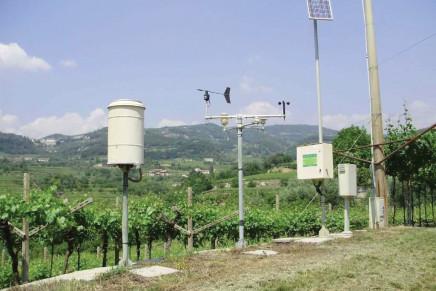 Irrigazione, interventi di precisione con il remote sensing