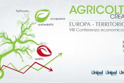 A Bologna l'VIII Conferenza economica della Cia
