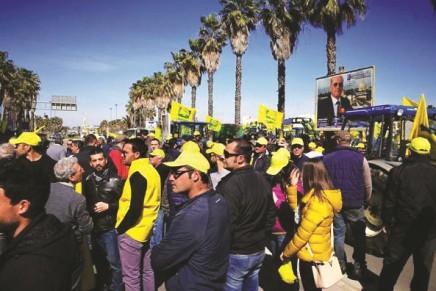 Xylella, la protesta torna in strada