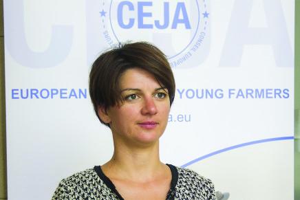 Alice Cerutti: «Giovani agricoltori da valorizzare con i fatti»