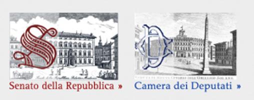 Camera e senato venerd 23 la prima seduta della nuova for Logo camera deputati