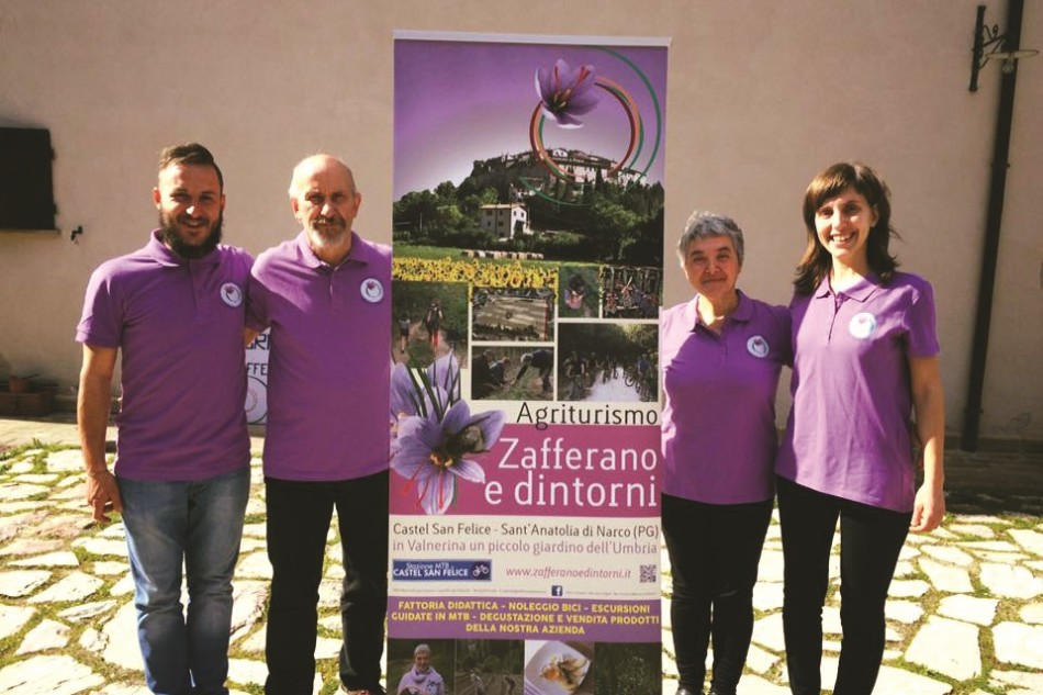 Agriturismo Zafferano e dintorni