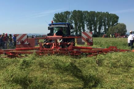 Nova agricoltura in fienagione 2017: il video della giornata