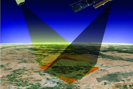 Sensori ottici e radar insieme per mappare il suolo