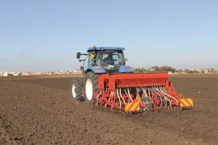 La riduzione delle malerbe passa anche dalla semina