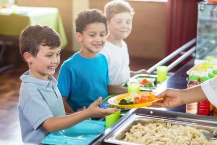 Un nuovo fondo per il cibo biologico nelle scuole