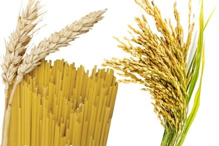 Obbligo d'origine in etichetta per grano/pasta e riso