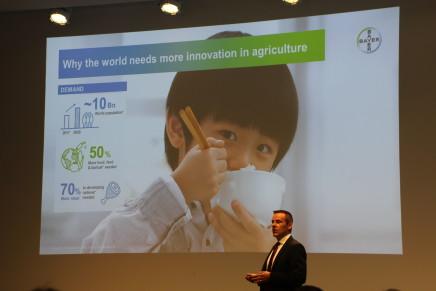 Bayer punta sulle soluzioni biologiche