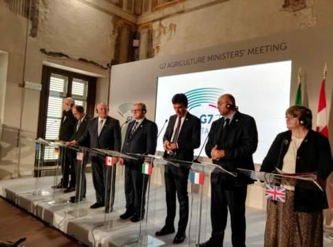 G7 di Bergamo