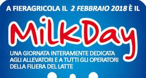 Milk Day a Fieragricola 2018