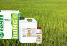 riso fertilizzanti organici fomet