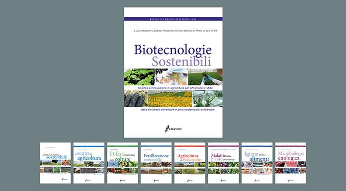 Biotecnologie Sostenibili e collana Università & Formazione Edagricole