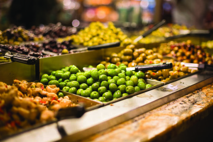 olive spagnole da mensa