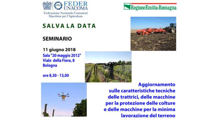 seminario di meccanizzazione agricola