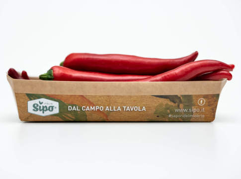 packaging ecosostenibile di sipo