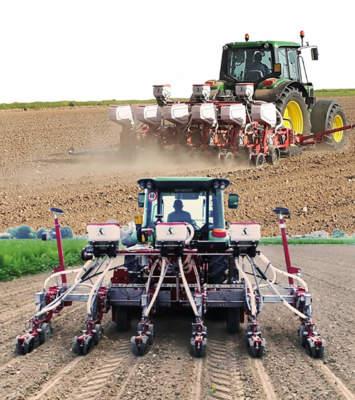 semina con agricola italiana