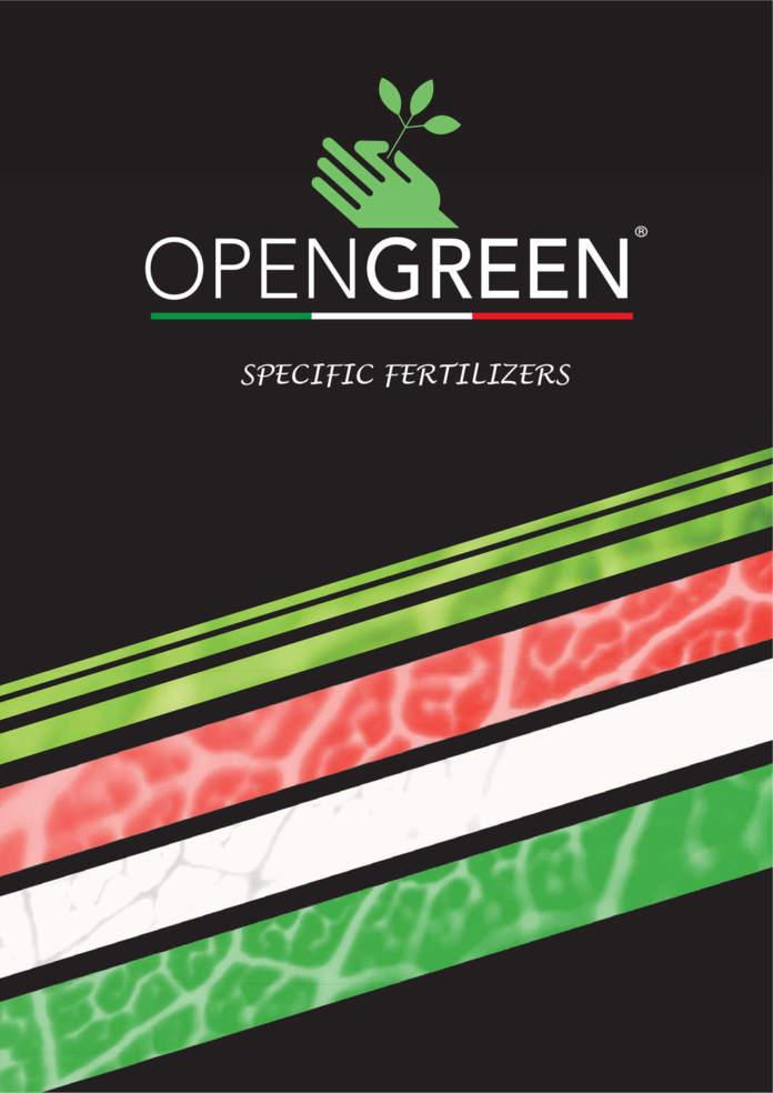nuovo catalogo fertilizzanti open green