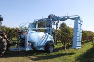 macchine per la difesa delle colture