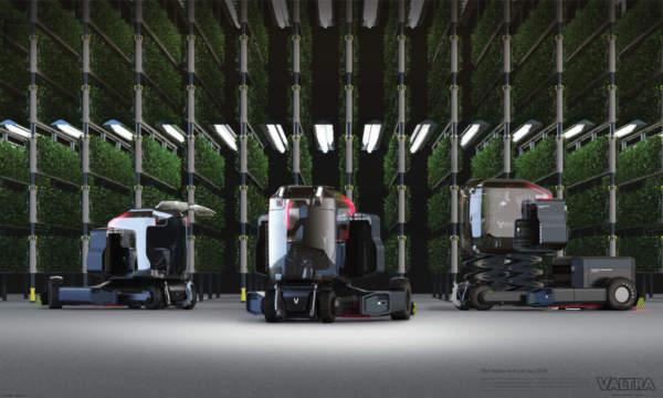 Il Valtra Design Challenge 2018 premia i veicoli multiuso del futuro