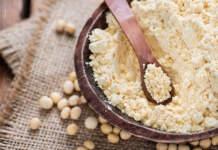 cereali, soia e farina di soia