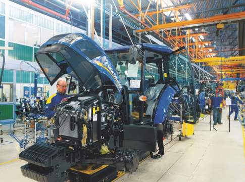 trattori new holland