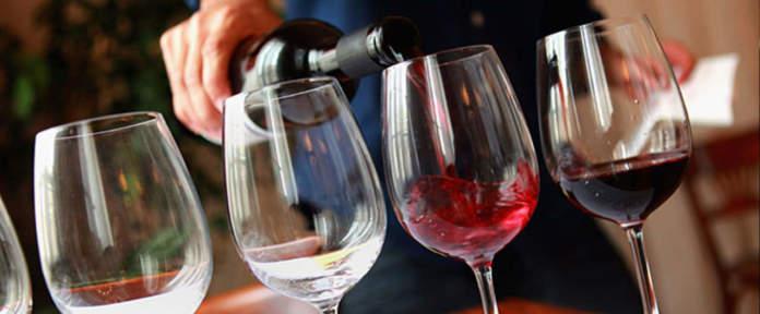tavolo vino