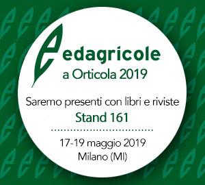 Edagricole a Orticola 2019