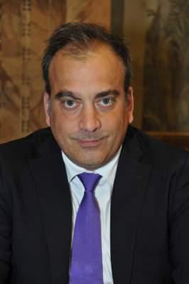 Piero Gattoni, presidente Cib,
