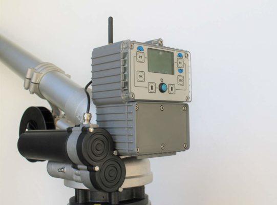 irrigatore elettronico