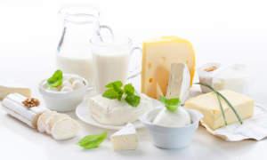 consumo alimentari di prodotti caseari