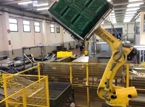 automazione industriale spartacus