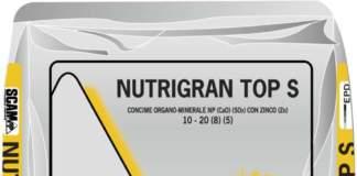 più fosforo nel terreno con Nutrigran Top S
