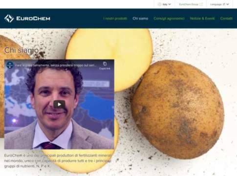 Eurochem Agro sito nuovo