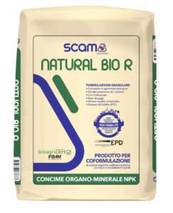 concime Natural bio di Scam