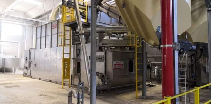 impianti essicazione digestato