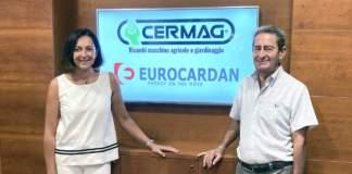 collaborazione commerciale Cermag Eurocardan