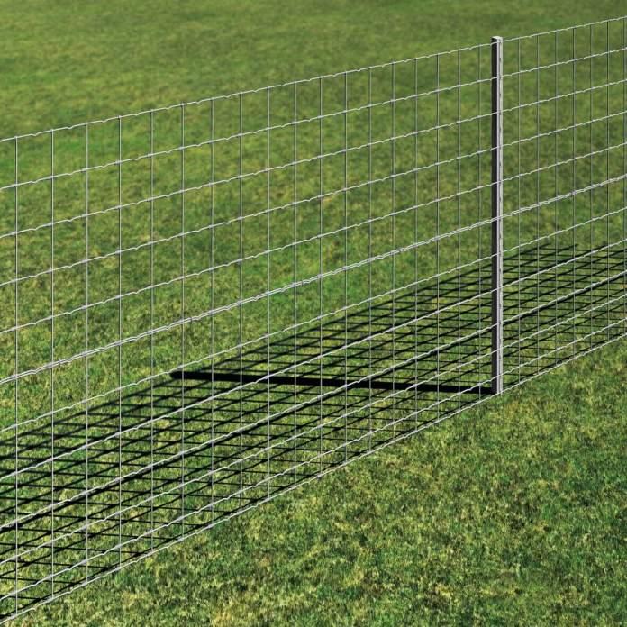 sistema antiscavo d-fence